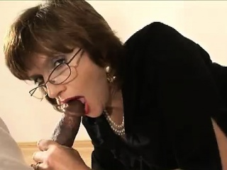British ladys shoes get licked