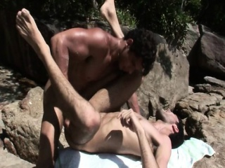 Latino Gay Show How To Have Bareback Outdoor