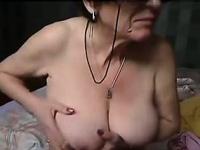 Порно старых волосатых тёток