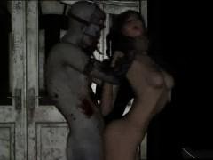 Ебли транса и парня с девкой