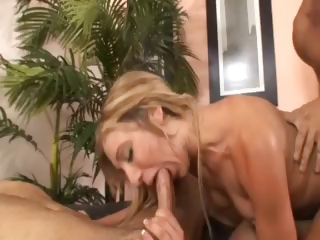 Porn Tube of Amy Brooke Hot Dp Action