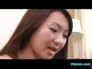 Porn Tube of This Asian Cutie`s Twat Is So Fuzzy And So Wonderfully Touchable