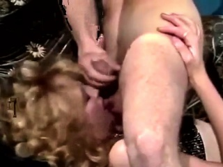Genuine Vintage Blonde Porno