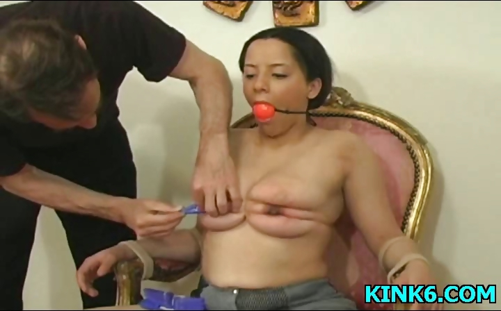 Porno Video of Rick Twists Her Nipples