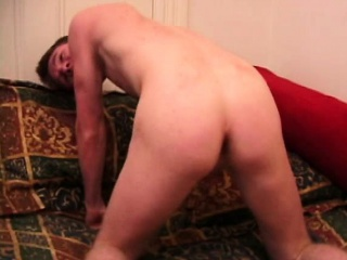 Straight tugging amateur twinks cumshot