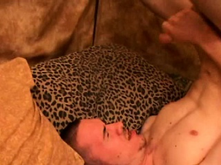 Straight twinks anal play and cumshot