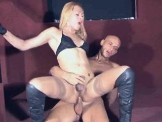 Анал порно девушки большими жопами
