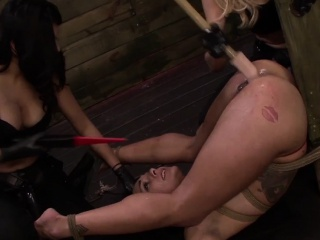 Our BDSM dungeon is booked for a long time. Months! Some of