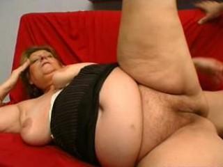 Porno Video of Horny Grandma Wants Action