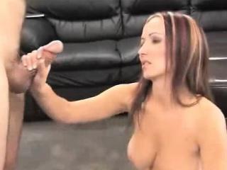 Unfaithful wife who love cum