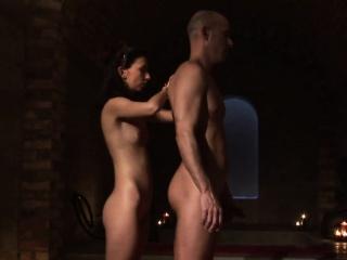 gloryhole cum lingam massage orgasm homoseksuell