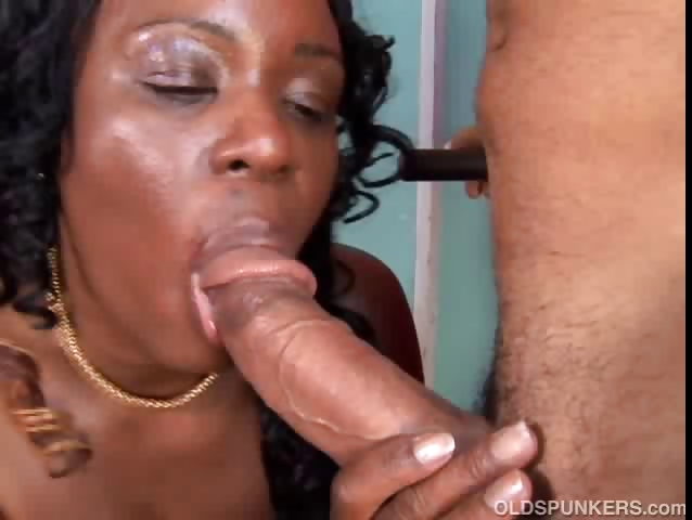Porno Video of Mature Black Amateur Has Nice Big Boobs