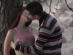 Порно на русском в деревенской баньке