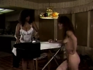 Smoking Hot Vintage Interracial Lesbo Porn
