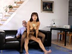Секс чулки королева