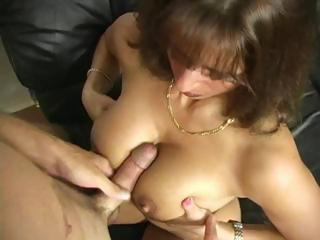 Sex Movie of Mature Tit Fuck Latin Milf