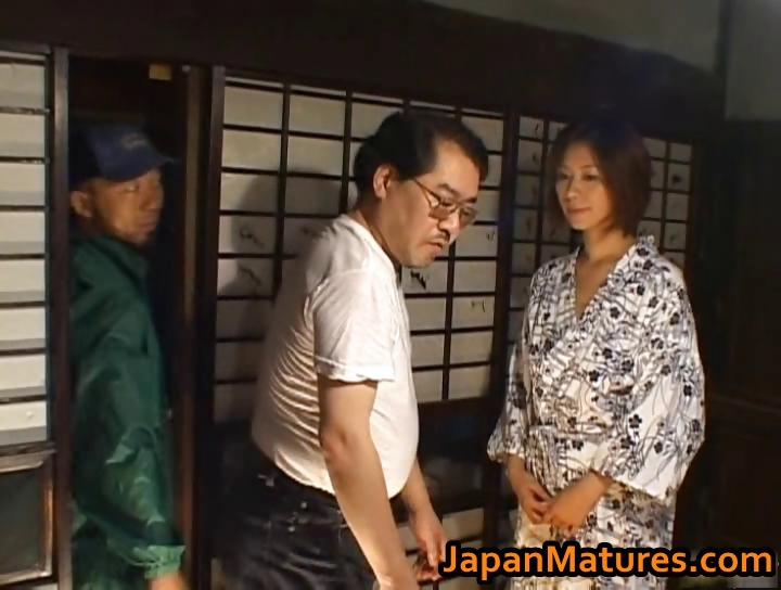Porno Video of Chisato Shouda Amazing Mature Japanese Part5