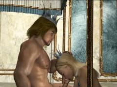 Порно пародия хроники нарнии