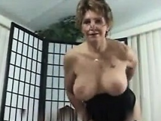 Kinky Granny In A Hot Outfit Likes It Rough...