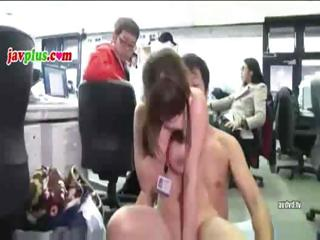 Sex Movie of Gangbanging Is The True Spirit Of Japan - Watch A Sex Party Take Place In An Office