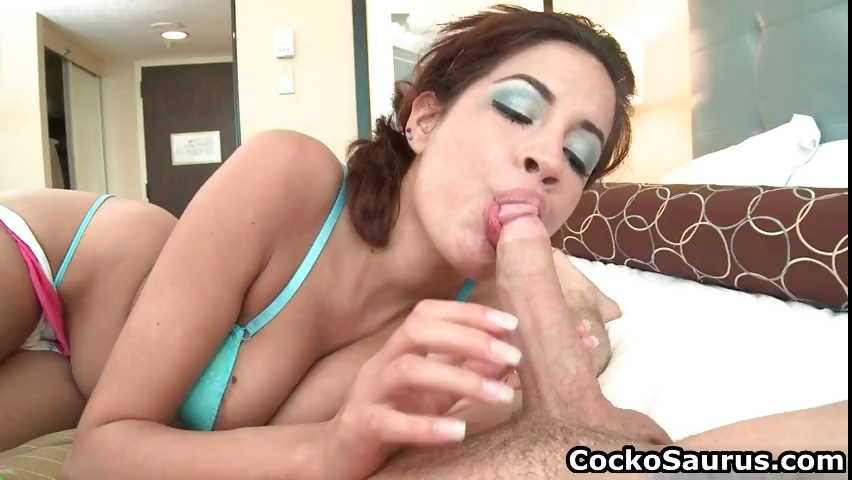 Porn Tube of Big Assed Brunette Slut Fucked Hard Part3