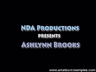 Ashlynn Brooke Creampie