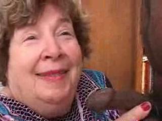 Porno Video of Horny Grandma Nana Funk Sucking Cock