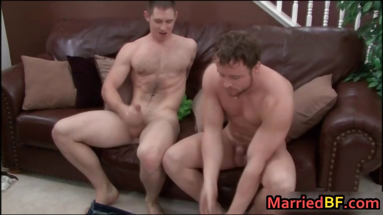 Porn Tube of Married Straight Dude Gets His Very Part3