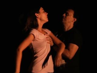 Tina and Eva exposed to painful dark bdsm