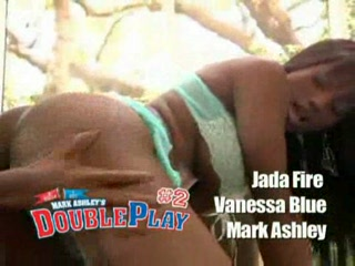 Jada Fire and Vanessa Blue fucking Mark Ashley