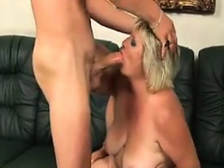 73yr old hairy granny seduce to anal fuck by 18yr old boy 9