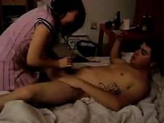 Неожиданно трахнул руское порно