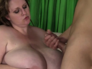 Big titted BBW Sapphire gets fucked
