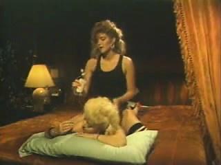 Vintage Lesbian Scene Hot Sex 2 Women