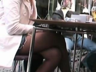 Порно фото в колготках раком нд