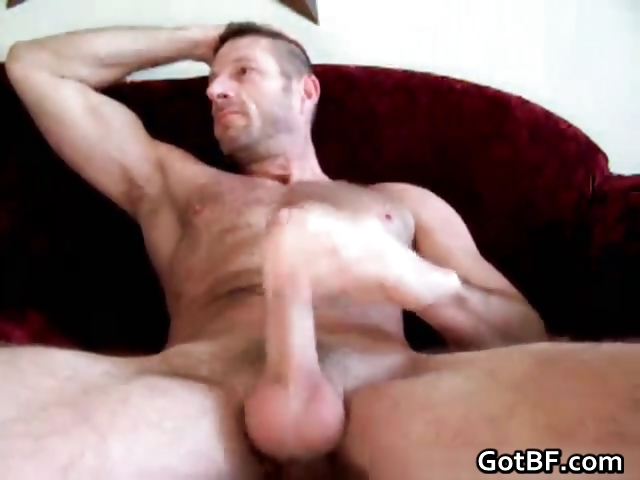 Porno Video of Horny Amateur Guys Jerking Off Part4