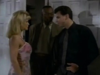 Blonde In A Threesome From The 1990s