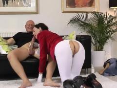 Секс жена довольна от секса домашний русский