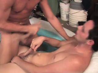 Sexy gay males short video I love it when the men stop in I