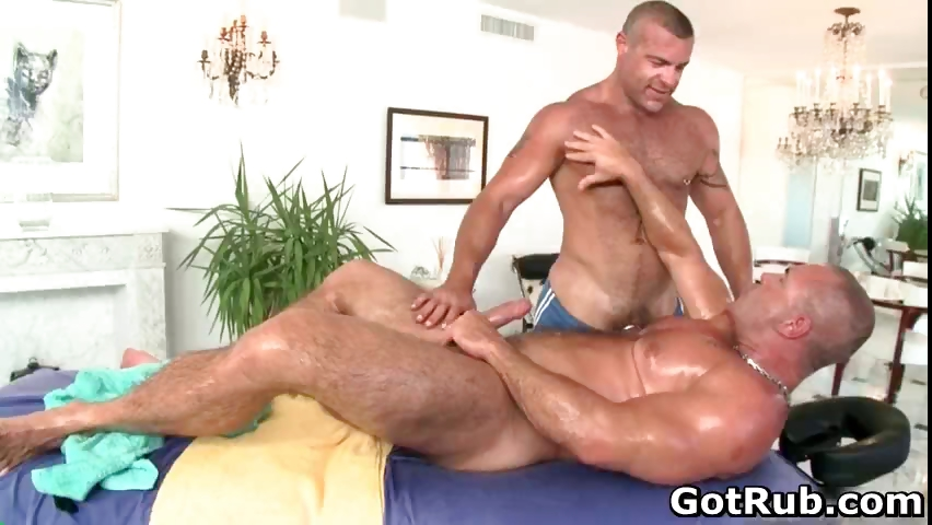 Porno Video of Fine Guy Gets Amazing Gay Massage Part1