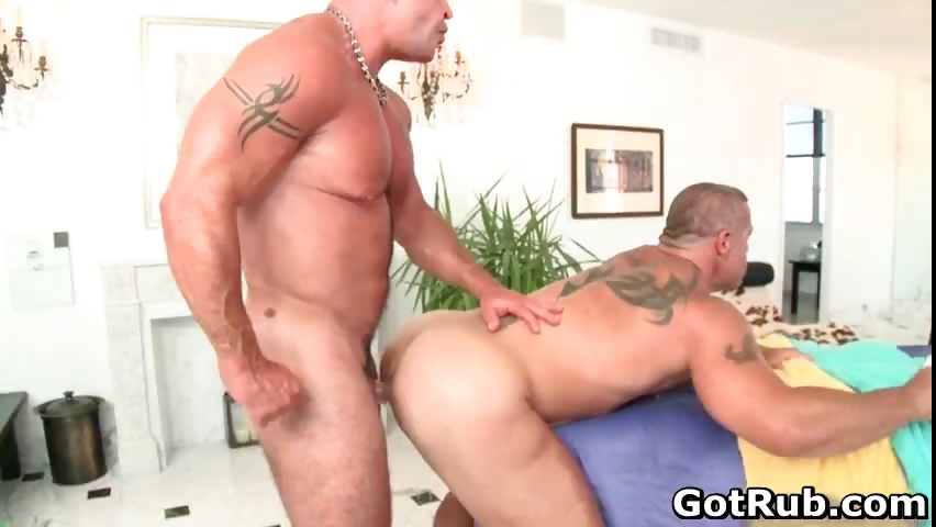 Porno Video of Fine Guy Gets Amazing Gay Massage Part2