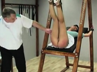 Naughty Girls Deserve A Firm Spanking...