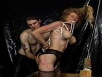 Порно с тетей ночью
