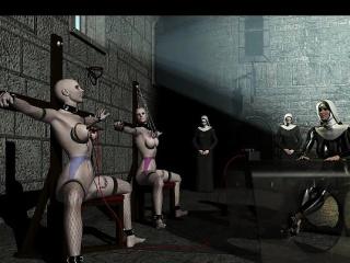 Freak 3D BDSM Porn!
