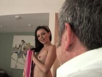 Обкакалась во время анального секса видео
