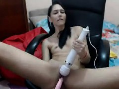 Домашний оргазм с женой