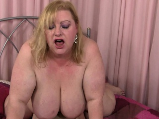 Fat ass plumper is picked up and fucked...