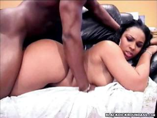 Big booty slut gets fucked