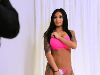 FetishNetwork Natalia Mendez Latina gets hard BDSM