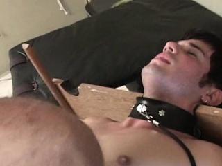 BDSM fetish latino hunk bareback fucked